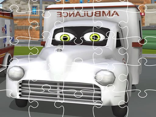 Ambulance Trucks Jigsaw