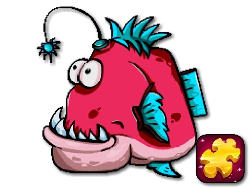 Cute Piranha Jigsaw Puzzles