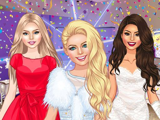 Glam Dress Up - Girls Games
