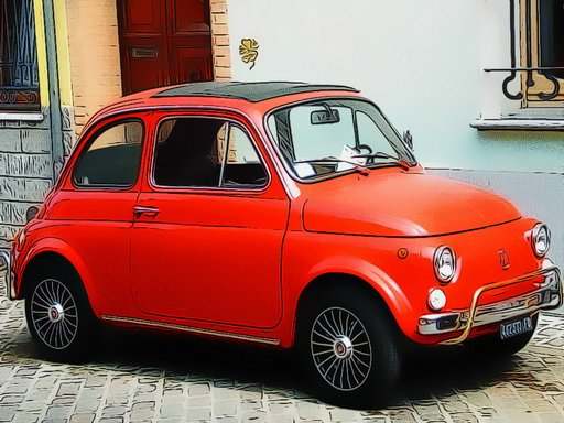 Italian Smallest Car