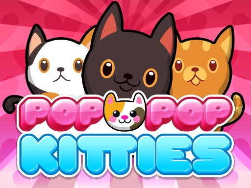 Pop-Pop Kitties