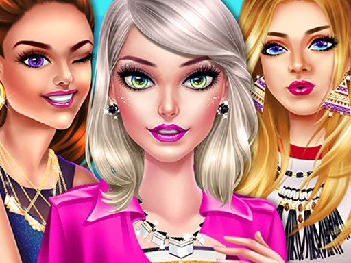 Red Carpet Dress Up Girls Game